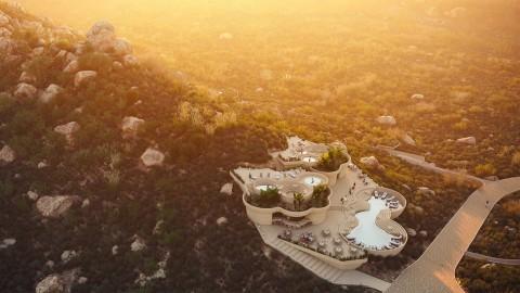 Ummara, Resor yang Dibangun di Tanjakan Bukit