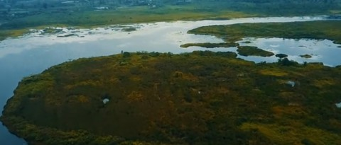 Kembangkan Danau Mas Harun Bastari, Pemerintah Rogoh Rp30 Miliar