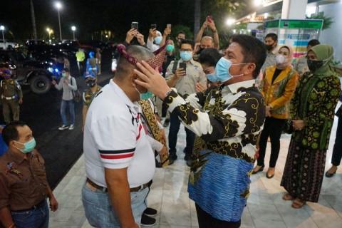 Gaya Kepemimpinan Herman Deru Jadi Inspirasi Gubernur Gorontalo