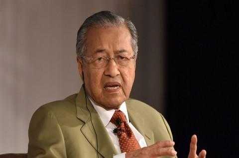Mahathir Kesal Komentarnya Soal Prancis Diambil di Luar Konteks