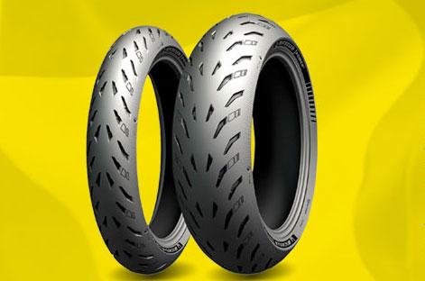 Ban Baru untuk Motor Sport & Adventure dari Michelin