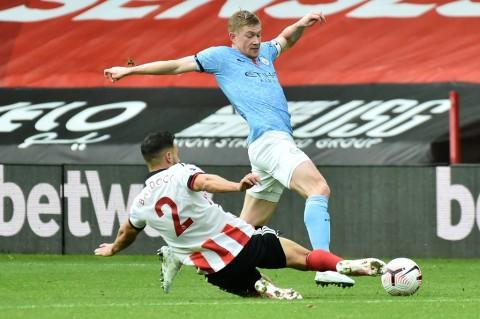 Sheffield United vs Manchester City: Tim Tamu Menang Tipis Tanpa Penyerang Murni