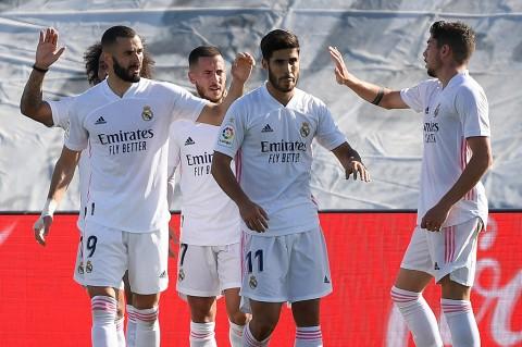 Real Madrid vs Huesca: Los Blancos Hajar Tim Tamu