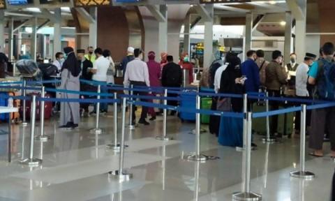 Bandara Soetta Kembali Layani Penerbangan Umrah