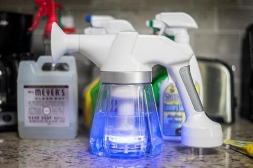 Berikut ini ulasan Egret EO Blaster yang canggih untuk membersihkan rumah dan lainnya. (Foto: Dok. Gigadgets.com)