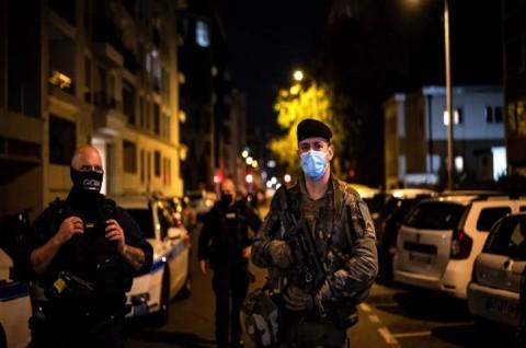 Tersangka Penembak Pendeta Ortodoks di Prancis Dibebaskan