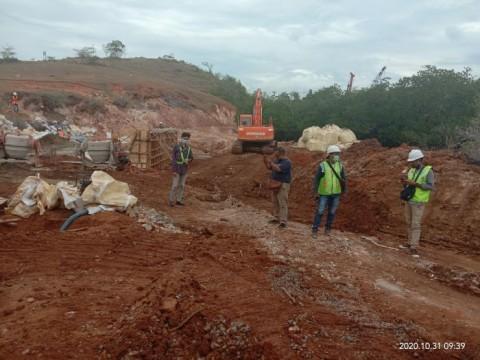 Pembangunan di Pulau Rinca Berlanjut