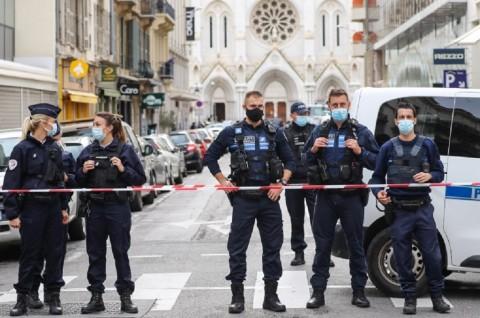 Total Enam Orang Ditangkap Terkait Serangan di Gereja Nice