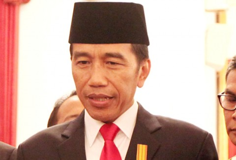 Presiden Jokowi: Pertumbuhan Ekonomi Indonesia Kuartal III Masih Minus 3%