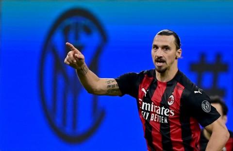 Ibrahimovic Tertarik Perpanjang Kontrak di Milan