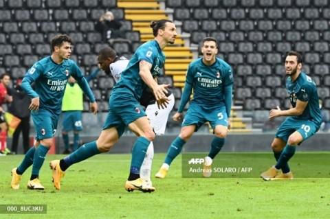 Ibrahimovic Picu Rumor Kembali Perkuat Timnas Swedia