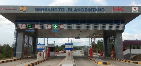 Tol Sigli-Banda Aceh Mulai Berbayar per 10 November