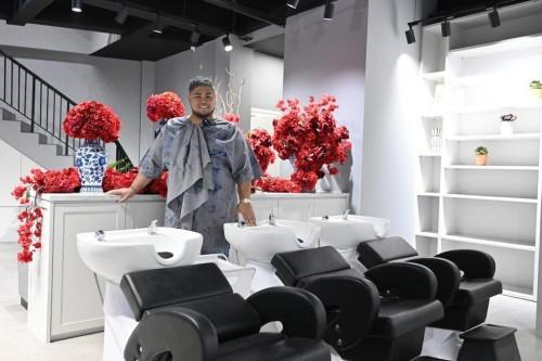 Ivan Gunawan buka salon kecantikan (Foto: dok. pribadi)