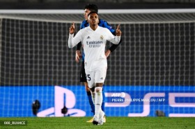Real Madrid Vs Inter Milan: Gol Rodrygo Antar Madrid Raih Tiga Poin