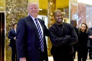 Pemilu AS, Kanye West Pilih Dirinya Sendiri