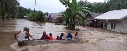 5 Desa di Aceh Singkil Terendam Banjir
