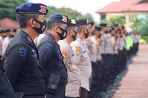 521 Personel Kawal Pelantikan Gubernur Aceh Definitif