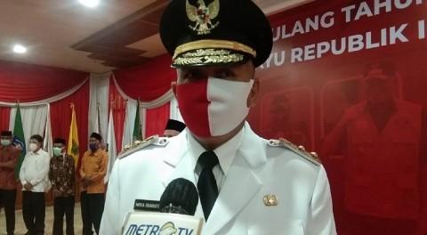 Tamu Undangan Pelantikan Gubernur Aceh Dibatasi