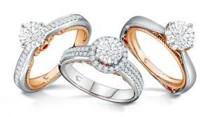 5 Model Cincin Brilliant Rose Jadi Solusi Buat Kamu yang Ingin Tampil Beda