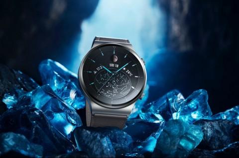 Huawei Watch GT 2 Pro Tawarkan Konsep Mewah