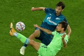 Zenit vs Lazio: Biancoceleste Tahan Imbang Tuan Rumah