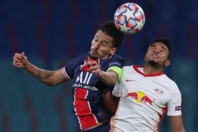 Leipzig vs PSG: Tuan Rumah Tekuk 9 Pemain Les Parisiens