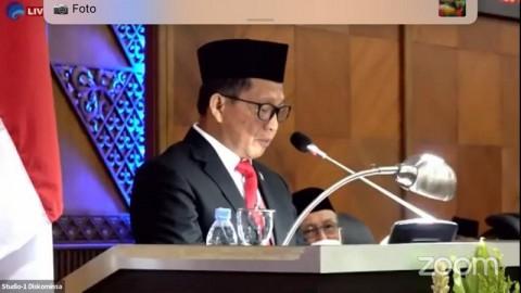 Mendagri Ingatkan Pelantikan Gubernur Aceh Jadi Momentum Pembangunan
