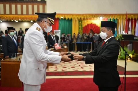 Gubernur Aceh Komitmen Transparan dan Akuntabel