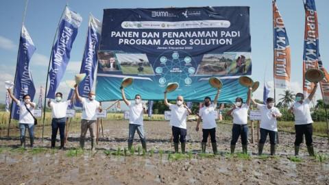 Pupuk Indonesia Tingkatkan Produktivitas dan Kesejahteraan Petani Lewat Agro Solution