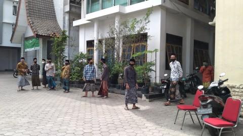 Ratusan Santri dan Pengasuh Pondok Pesantren di Krapyak Terinfeksi Covid-19