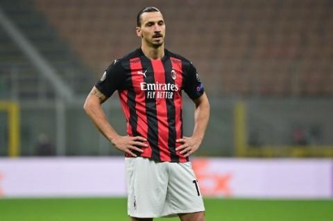 Pelatih Timnas Swedia Tutup Pintu buat  Zlatan Ibrahimovic