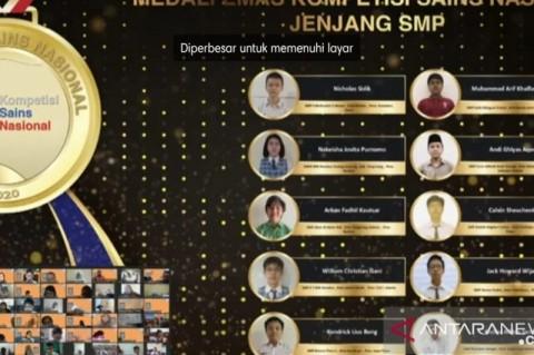 Siswa SMP Athirah Makassar Boyong Dua Medali Kompetisi Sains Nasional
