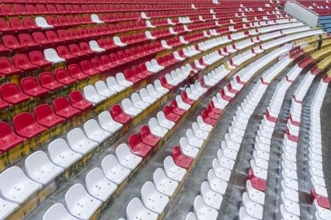 Progres Renovasi Stadion Jakabaring Capai 85 Persen