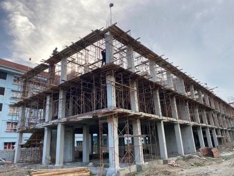 Pembangunan 3 Rusunawa di Jawa Timur Rampung Akhir Tahun