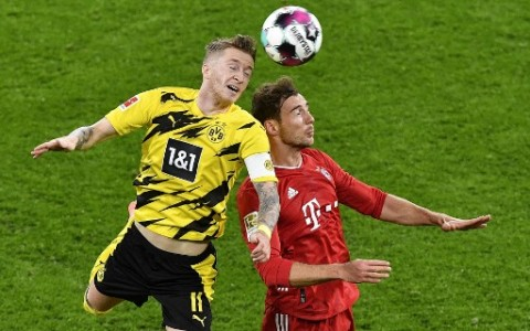 Hasil Sepak Bola Semalam: MU Bangkit, Dortmund Kalah Lagi dari Muenchen