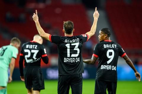 Bayer Leverkusen vs Borussia Monchengladbach: Drama 7 Gol Warnai Kemenangan Tuan Rumah
