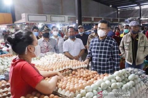 Kendari Tata Pasar Tradisional demi Pedagang Lokal