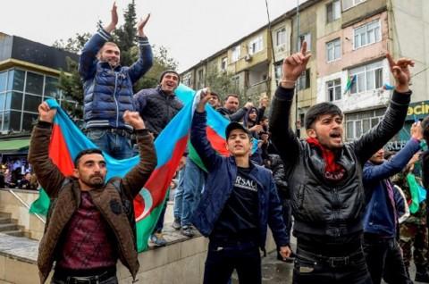 Azerbaijan Rebut Kota Terbesar Kedua di Nagorno-Karabakh