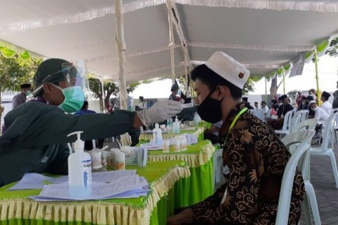 Klaster Ponpes Penyumbang Terbesar Penambahan Kasus Covid-19 di Sukabumi