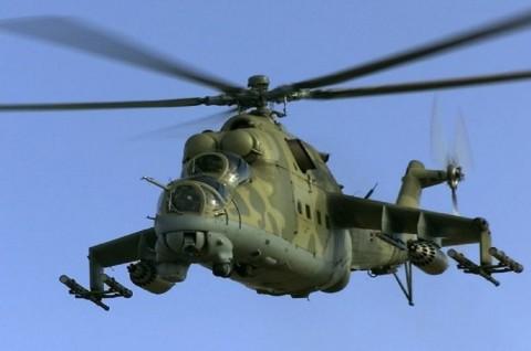 Azerbaijan Tak Sengaja Tembak Jatuh Helikopter Rusia