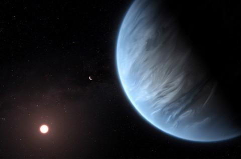 NASA: Ada 300 Juta Planet Berpotensi Layak Huni