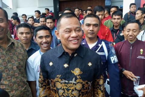 Gatot Nurmantyo Dipastikan Hadir Terima Tanda Kehormatan dari Jokowi