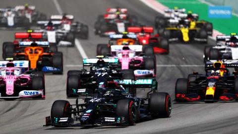 F1 Rilis Jadwal Balapan 2021