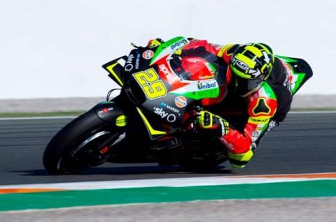 Pembalap Andrea Iannone Dijatuhi Sanksi Empat Tahun