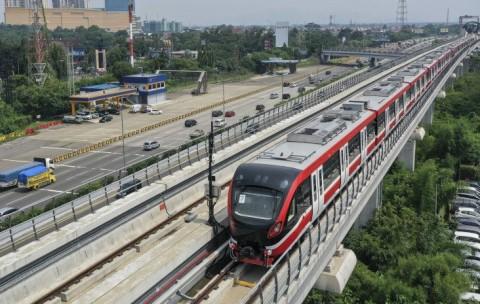 Wagub DKI Sebut Perubahan Rute LRT Belum Final
