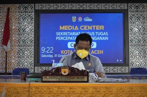 Banda Aceh Bertekad Jadi Zona Hijau