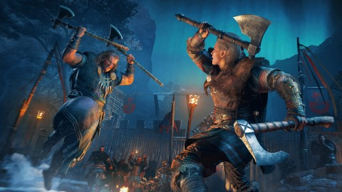 Ubisoft Rilis Assassin's Creed Valhalla Hari Ini