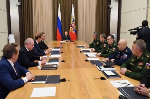 Penjaga Perdamaian Rusia Dikerahkan ke Nagorno-Karabakh