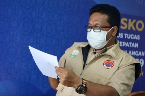 Aceh Terbebas dari Status Zona Merah Covid-19