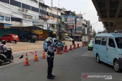 Pengalihan Lalin Jalan KH Noer Ali Bekasi sampai Januari 2021